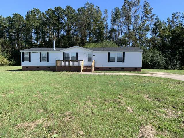 110 Wildcat Court, Richlands, NC 28574 (MLS #100242488) :: David Cummings Real Estate Team