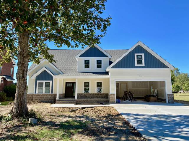 1212 Trafalgar Drive, Winterville, NC 28590 (MLS #100242492) :: Carolina Elite Properties LHR