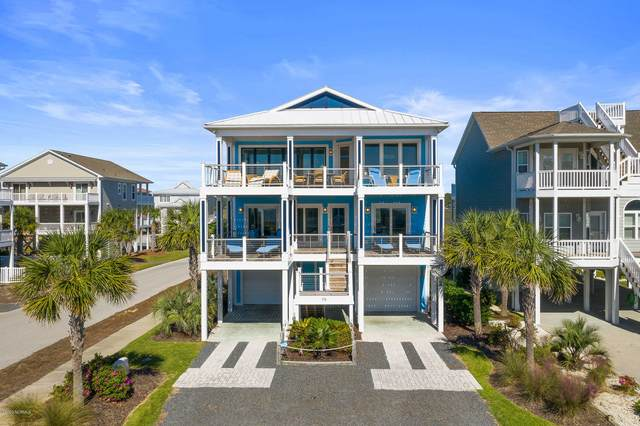 78 W Second Street, Ocean Isle Beach, NC 28469 (MLS #100242496) :: Carolina Elite Properties LHR