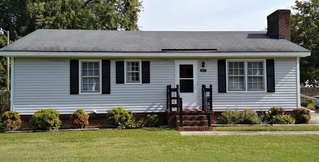 607 Poe Street SW, Wilson, NC 27893 (MLS #100242498) :: Carolina Elite Properties LHR