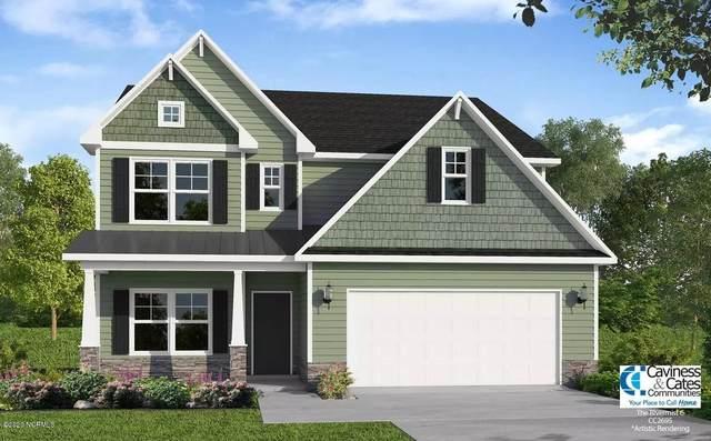 250 Brown Farm Drive, Greenville, NC 27858 (MLS #100242499) :: Carolina Elite Properties LHR