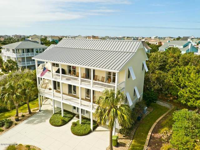 10106 Seabreeze Drive, Emerald Isle, NC 28594 (MLS #100242512) :: Stancill Realty Group