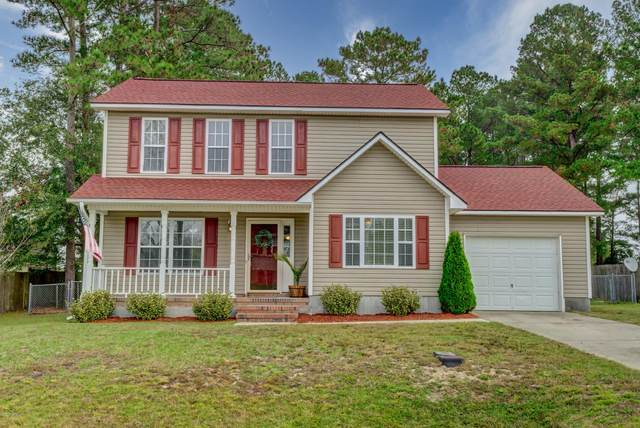104 Coral Ridge Road, Richlands, NC 28574 (MLS #100242528) :: Great Moves Realty
