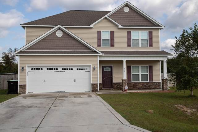 139 Prelude Drive, Richlands, NC 28574 (MLS #100242530) :: Frost Real Estate Team