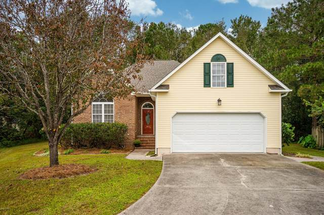 901 Deer Spring Lane, Wilmington, NC 28409 (MLS #100242543) :: Stancill Realty Group