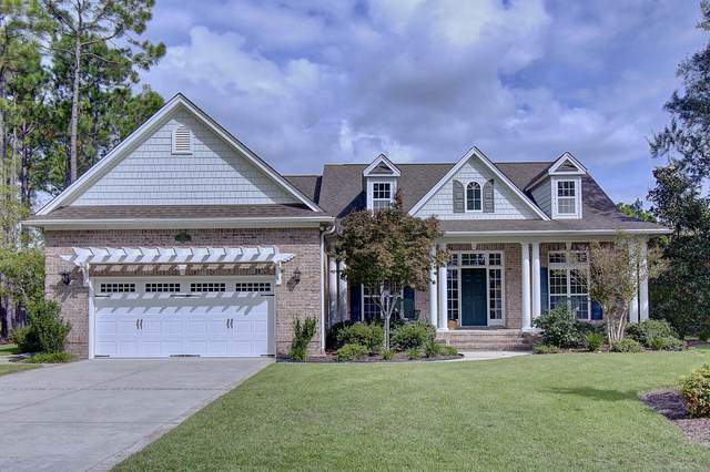 3812 Ridge Crest Drive, Southport, NC 28461 (MLS #100242546) :: Stancill Realty Group