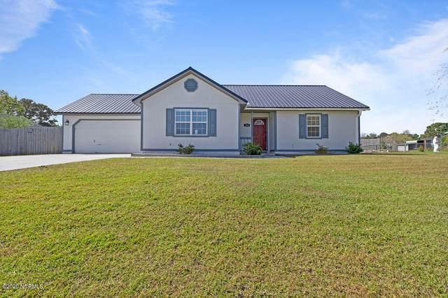 218 Zachary Lane, Hubert, NC 28539 (MLS #100242555) :: The Tingen Team- Berkshire Hathaway HomeServices Prime Properties