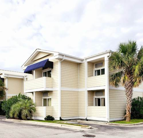 602 W Fort Macon Road #115, Atlantic Beach, NC 28512 (MLS #100242563) :: Destination Realty Corp.