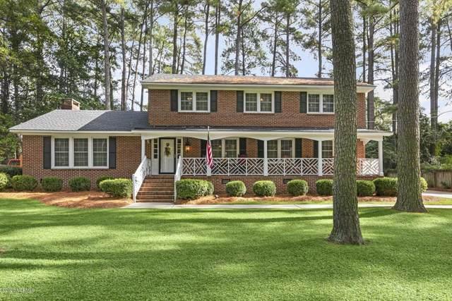 1306 Lakeside Drive NW, Wilson, NC 27896 (MLS #100242564) :: Vance Young and Associates
