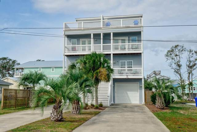 1318 Bonito Lane #2, Carolina Beach, NC 28428 (MLS #100242624) :: CENTURY 21 Sweyer & Associates