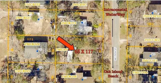 115 NE 79th Street, Oak Island, NC 28465 (MLS #100242637) :: Welcome Home Realty