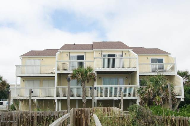 1402 Sand Dollar Court #1402, Kure Beach, NC 28449 (MLS #100242641) :: CENTURY 21 Sweyer & Associates