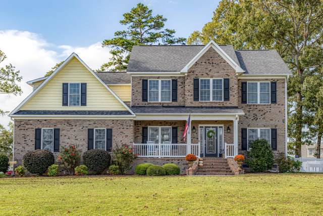 114 Staffordshire Drive, New Bern, NC 28562 (MLS #100242650) :: Barefoot-Chandler & Associates LLC