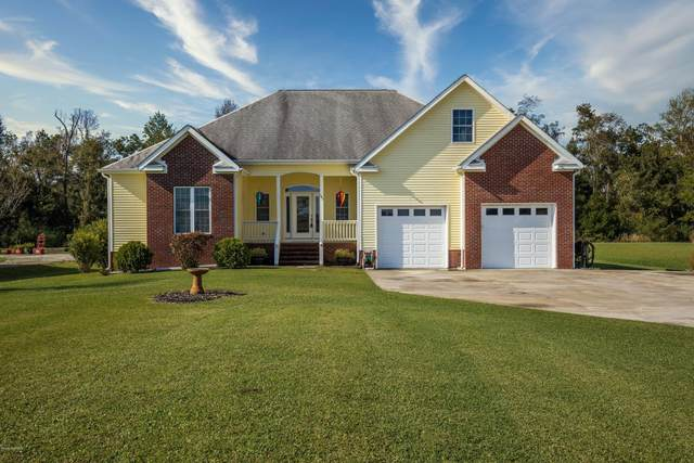347 Ball Farm Road, Newport, NC 28570 (MLS #100242652) :: Berkshire Hathaway HomeServices Hometown, REALTORS®