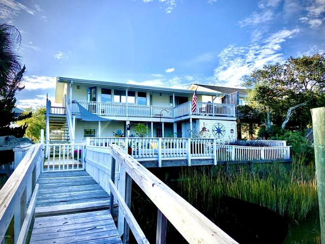 152 Sailfish Street, Holden Beach, NC 28462 (MLS #100242653) :: Carolina Elite Properties LHR