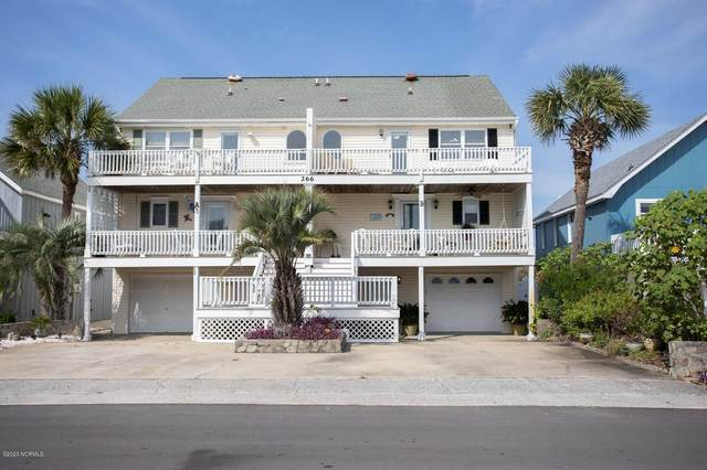 266 Brunswick Avenue W B, Holden Beach, NC 28462 (MLS #100242658) :: Vance Young and Associates