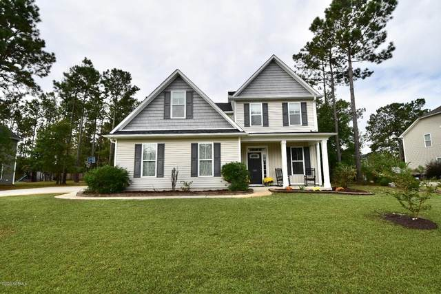 658 Majestic Oaks Drive, Hampstead, NC 28443 (MLS #100242667) :: Barefoot-Chandler & Associates LLC