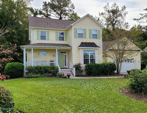 115 White Heron Lane, Swansboro, NC 28584 (MLS #100242671) :: Donna & Team New Bern