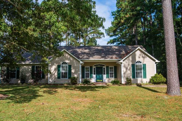 206 Jacqueline Drive, Havelock, NC 28532 (MLS #100242675) :: Destination Realty Corp.