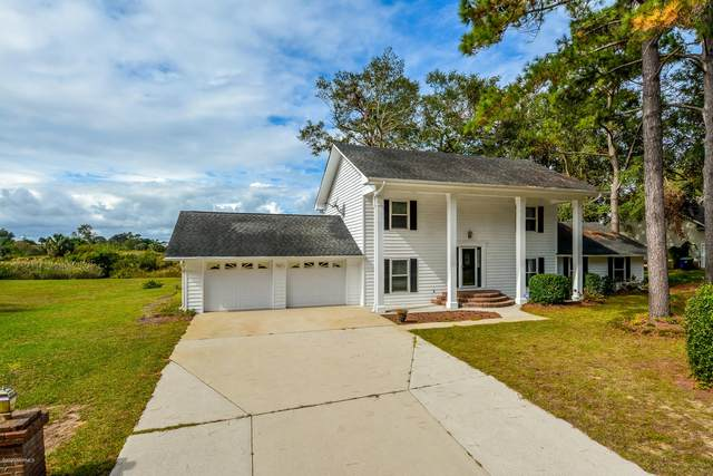 8208 Mainsail Lane, Wilmington, NC 28412 (MLS #100242699) :: Destination Realty Corp.