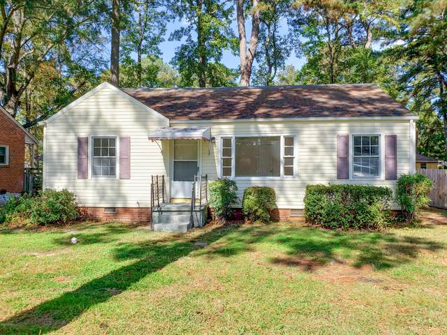 1416 Rosewood Avenue, Rocky Mount, NC 27801 (MLS #100242711) :: Courtney Carter Homes