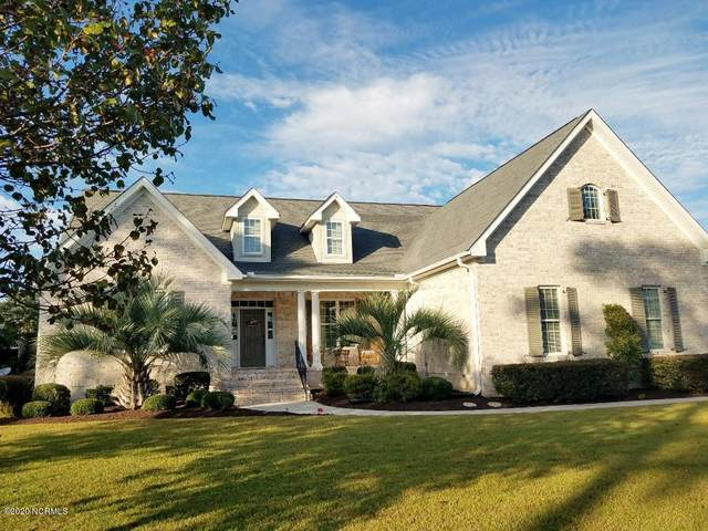 2508 St James Drive SE, Southport, NC 28461 (MLS #100242720) :: Vance Young and Associates
