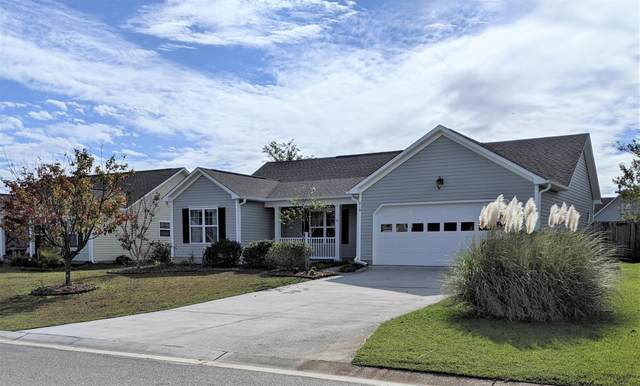 213 Red Carnation Drive, Holly Ridge, NC 28445 (MLS #100242727) :: Stancill Realty Group