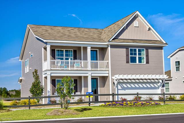 313 Edgewater Way #19, Surf City, NC 28445 (MLS #100242750) :: Destination Realty Corp.