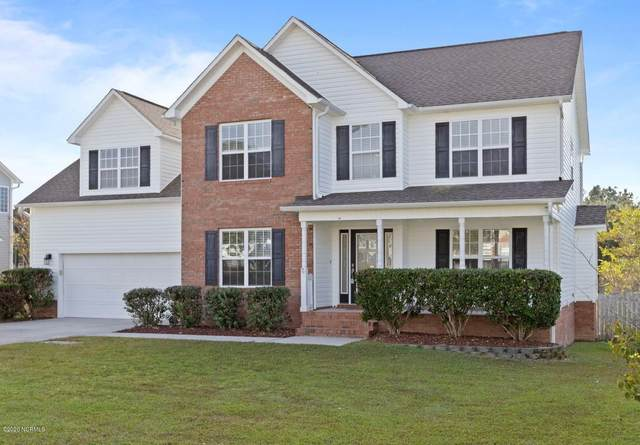237 Rutherford Way, Jacksonville, NC 28540 (MLS #100242762) :: The Rising Tide Team