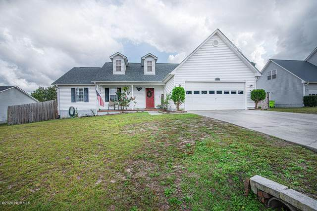 212 Essex Court, Richlands, NC 28574 (MLS #100242766) :: Vance Young and Associates