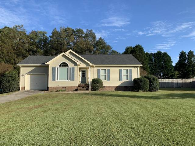 118 N North Pointe Drive, Goldsboro, NC 27530 (MLS #100242782) :: Stancill Realty Group