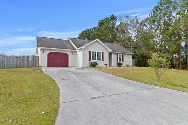 120 Foxlair Drive, Hubert, NC 28539 (MLS #100242790) :: Vance Young and Associates