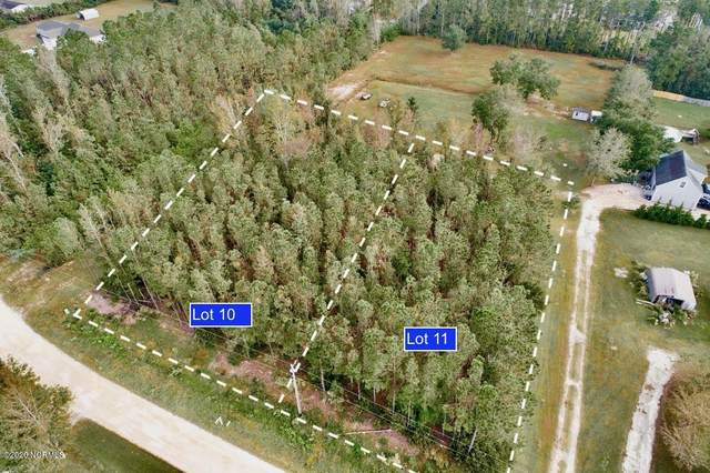 .96 Acres Howards Landing Road, Hampstead, NC 28443 (MLS #100242806) :: CENTURY 21 Sweyer & Associates