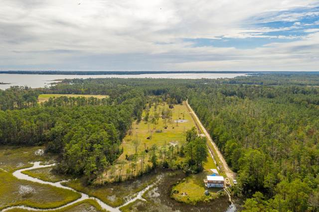 3216 Mill Creek Road, Newport, NC 28570 (MLS #100242813) :: Stancill Realty Group
