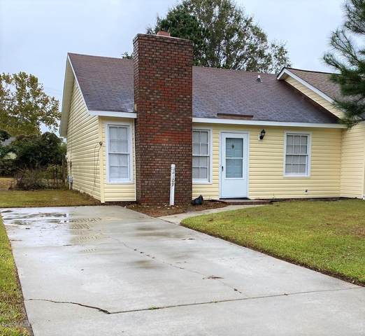 109 Garden Place, Jacksonville, NC 28546 (MLS #100242837) :: Vance Young and Associates