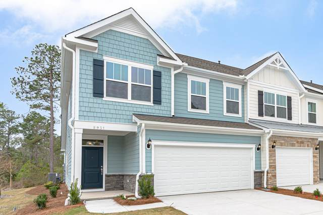 205 White Stone Place #9, Wilmington, NC 28411 (MLS #100242857) :: Destination Realty Corp.