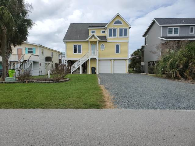 141 Swordfish Drive SW, Holden Beach, NC 28462 (MLS #100242858) :: Vance Young and Associates