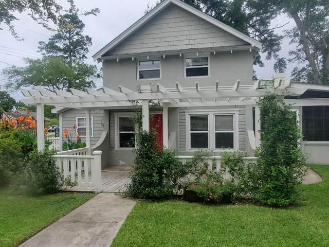 1927 Nun Street, Wilmington, NC 28403 (MLS #100242861) :: Vance Young and Associates