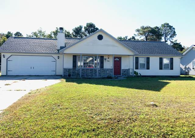 140 Parnell Road, Hubert, NC 28539 (MLS #100242868) :: Vance Young and Associates