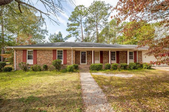 2012 Sherwood Drive, Greenville, NC 27858 (MLS #100242899) :: Stancill Realty Group