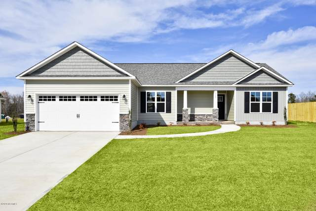 410 Duster Lane, Richlands, NC 28574 (MLS #100242910) :: Great Moves Realty