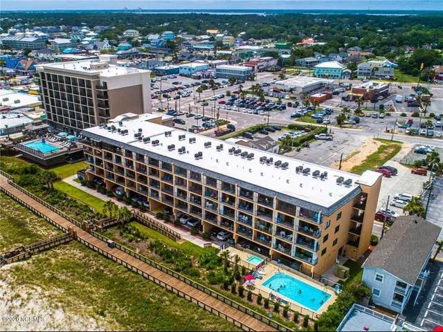 222 Carolina Beach Avenue N #211, Carolina Beach, NC 28428 (MLS #100242916) :: Vance Young and Associates