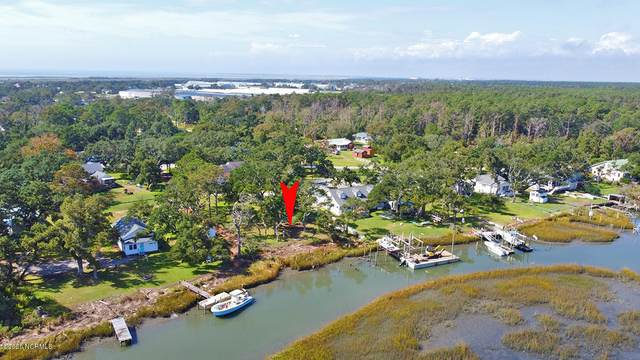 145 Lennoxville Point Road, Beaufort, NC 28516 (MLS #100242922) :: Barefoot-Chandler & Associates LLC