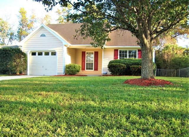 2608 Idlebrook Circle, Midway Park, NC 28544 (MLS #100242935) :: CENTURY 21 Sweyer & Associates
