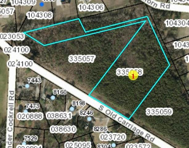 51331 S Old Carriage Road, Rocky Mount, NC 27803 (MLS #100242987) :: Destination Realty Corp.