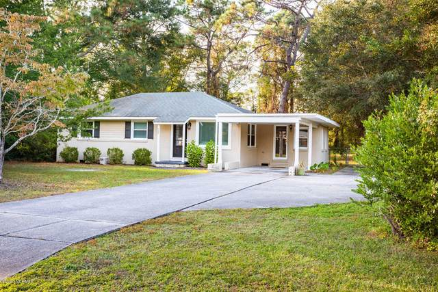 909 Francis Marion Drive, Wilmington, NC 28412 (MLS #100242989) :: Vance Young and Associates