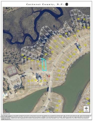 102 Marshland Circle, Newport, NC 28570 (MLS #100243005) :: Destination Realty Corp.
