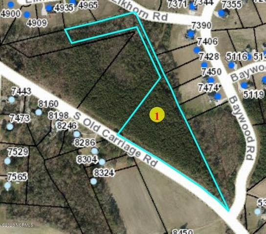 51332 S Old Carriage Road, Rocky Mount, NC 27803 (MLS #100243006) :: Destination Realty Corp.
