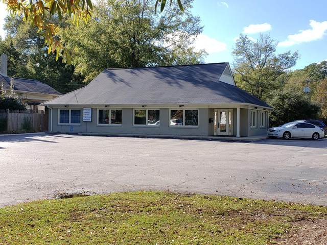 801 S Main Street, Laurinburg, NC 28352 (MLS #100243018) :: The Keith Beatty Team