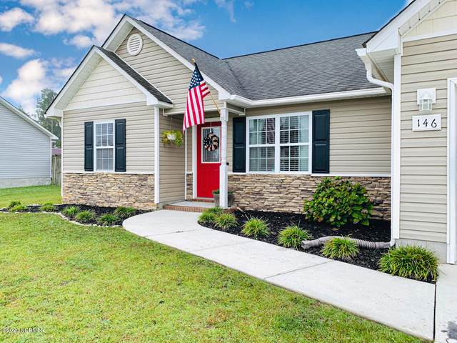 146 Rosemary Avenue, Hubert, NC 28539 (MLS #100243032) :: Destination Realty Corp.
